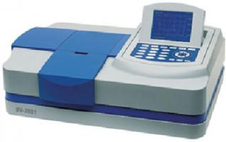 UV/VIS Spectrophotometer